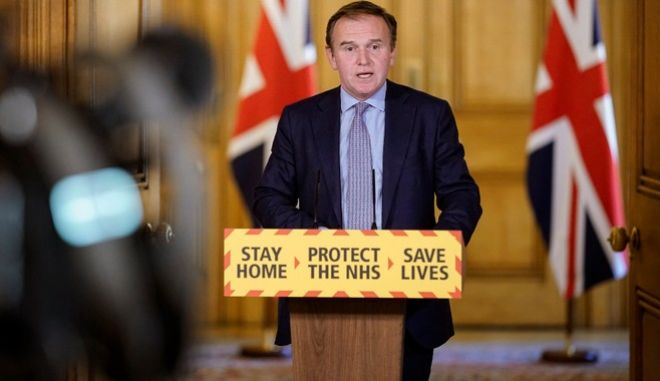 Ο υπουργός Περιβάλλοντος της Βρετανίας, Τζορτζ Όστις