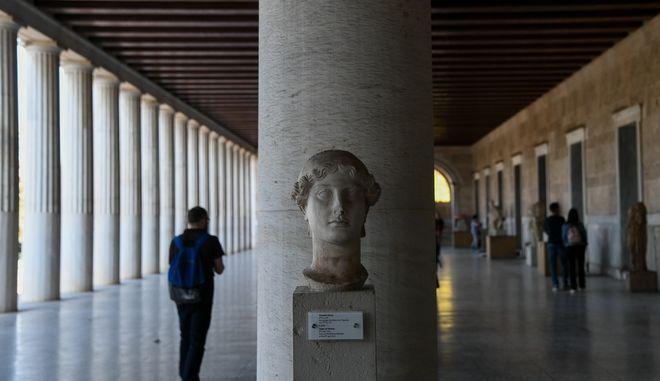 Το Μουσείο της Στοάς του Αττάλου