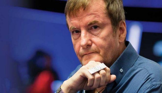 Πέθανε ο θρύλος του πόκερ, Dave Ulliott