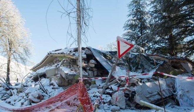 Ισχυρός σεισμός στην Ιταλία - Έγινε αισθητός στη Ρώμη