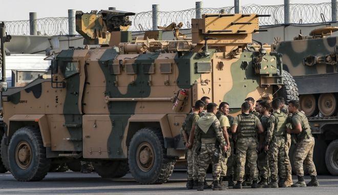 Τούρκοι στρατιώτες