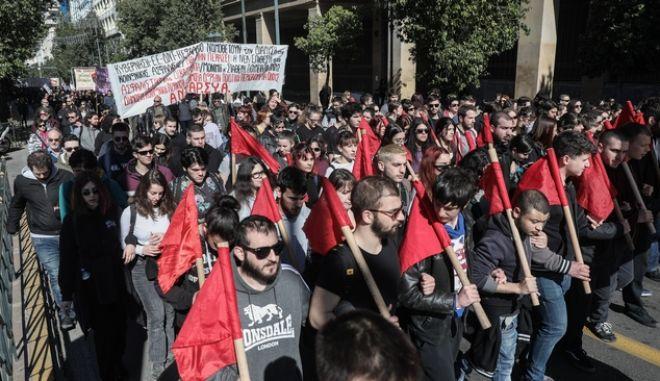 Απεργιακή συγκέντρωση από ΑΔΕΔΥ, Εργατικό Κέντρο Αθήνας, ΠΟΕ-ΟΤΑ και Σωματείων στον χώρο των μεταφορών
