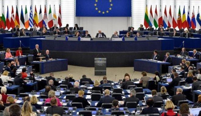 Εγκαινιάστηκε η αίθουσα 'Κωνσταντίνος Μητσοτάκης' στο Ευρωκοινοβούλιο
