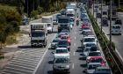 Φωτό αρχείου: Κίνηση στις εθνικές οδούς