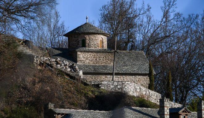 Εκκλησία στα Άγραφα