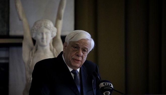 O Πρόεδρος της Δημοκρατίας, Προκόπης Παυλόπουλος