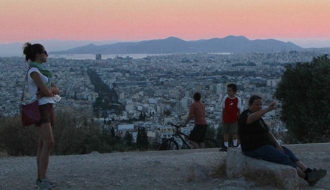 Χάρτης: Αθήνα, πόλη για να μη ζεις - Πού είναι χαρούμενοι οι πολίτες