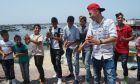 """Για τα παιδιά της Γάζας το θέατρο είναι """"σωτηρία"""""""