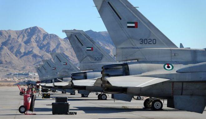 Συνετρίβη μαχητικό αεροσκάφος των Ηνωμένων Αραβικών Εμιράτων στην Υεμένη