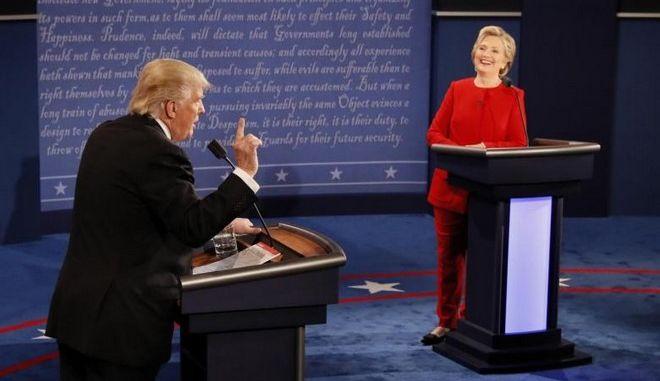 Αμερικανικές εκλογές: Οι δημοσκοπήσεις δεν έδωσαν 'καθαρό' νικητή