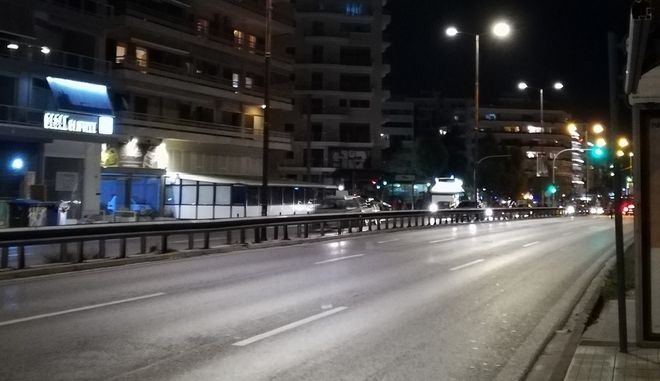 Μπήκαν τα πρώτα φώτα LED στους δρόμους της Αθήνας