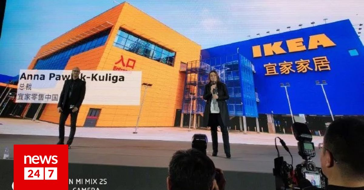megafon cooperation xiaomi and ikea together for smart home
