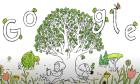 Ημέρα της Γης: Η Google τιμά τον πλανήτη με ένα doodle