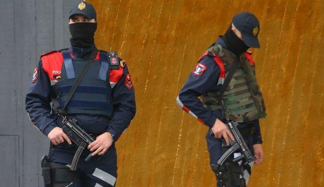 Φωτογραφία αρχείου: Ειδικές δυνάμεις στην Αλβανία