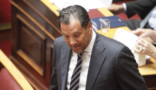 Εκλογή Αντιπροέδρου της Βουλής των Ελλήνων, την Τετάρτη 6 Ιουλίου 2016. (EUROKINISSI/ΓΙΩΡΓΟΣ ΚΟΝΤΑΡΙΝΗΣ)