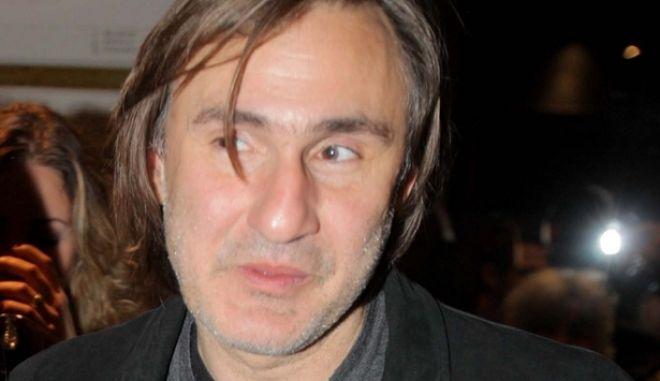 Ο ηθοποιός Άκης Σακελλαρίου