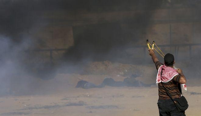 Φυλάκιση στον αδερφό της Άχεντ Ταμίμι για ρίψη πετρών κατά Ισραηλινού αστυνομικού