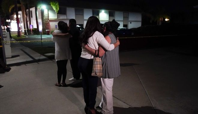 Mass shooting με πολλά θύματα στην Καλιφόρνια.