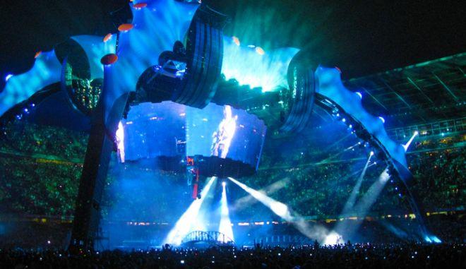 Η μεγάλη συναυλία
