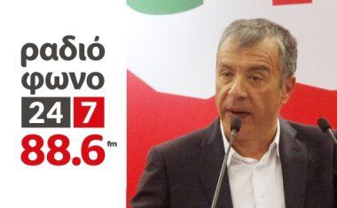 Θεοδωράκης: Δεν έχουμε λόγο να ταυτιστούμε με τις πολιτικές κανενός