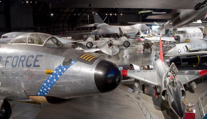 Αεροπορική βάση στο Οχάιο