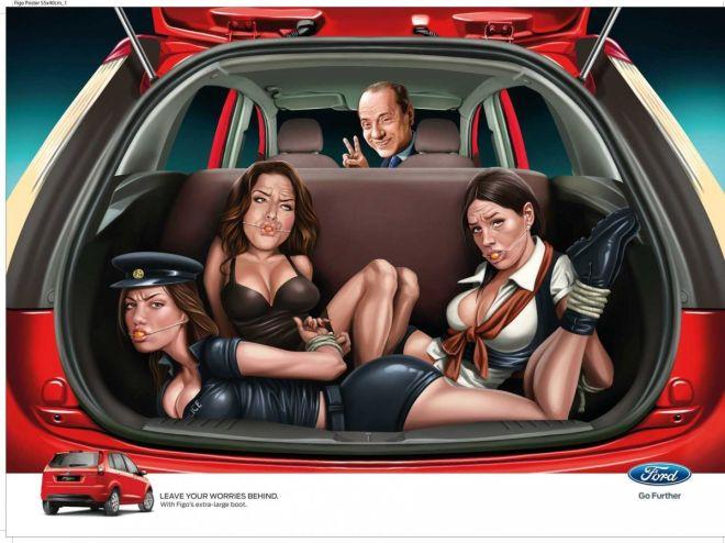 Οι δέκα χειρότερες διαφημίσεις της χρονιάς