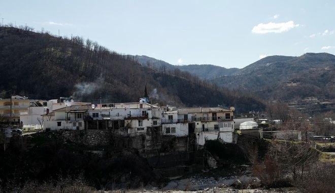 Σε καραντίνα το χωριό Εχίνος