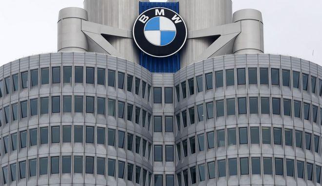 Τα κεντρικά γραφεία της BMW στο Μόναχο