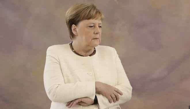 Άνγκελα Μέρκελ, η καγκελάριος της Γερμανίας