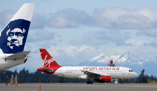 Eξαγορά της Virgin America Inc από την Alaska Air Group