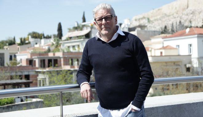 Ο πρώην Καλλιτεχνικός Διευθυντής του Ελληνικού Φεστιβάλ, Jan Fabre