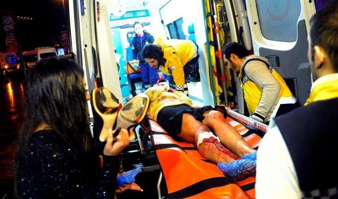 Τουρκία: Μακελειό με τουλάχιστον 39 νεκρούς