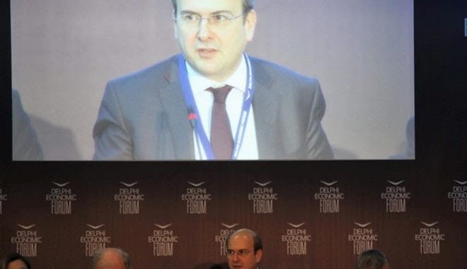 Κωστής Χατζηδάκις: Η Ελλάδα βρίσκεται πάλι μπροστά σε σταυροδρόμι