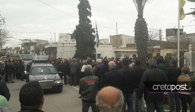 Τραγωδία στην Κρήτη: Οδύνη και θρήνος στις κηδείες των τεσσάρων θυμάτων