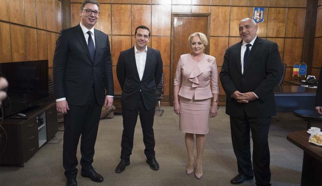 Στη Θεσσαλονίκη η επόμενη τετραμερής Ελλάδας- Σερβίας- Βουλγαρίας- Ρουμανίας