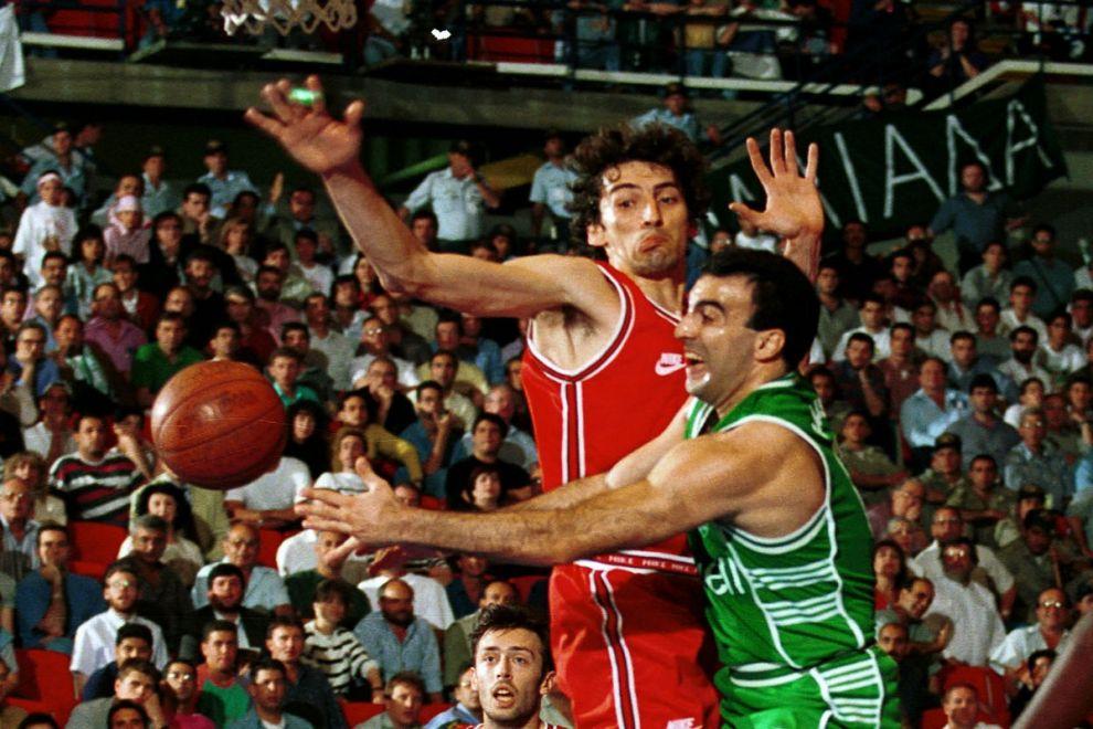 Από τον ημιτελικό του φάιναλ-φορ στο Τελ Αβίβ. Γκάλης εναντίον Φασούλα