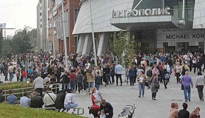Συναγερμός στη Μόσχα: Εκκενώσεις δημοσίων κτιρίων μετά από απειλές για εκρηκτικά