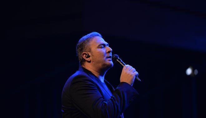 Ο τραγουδιστής Αντώνης Ρέμος