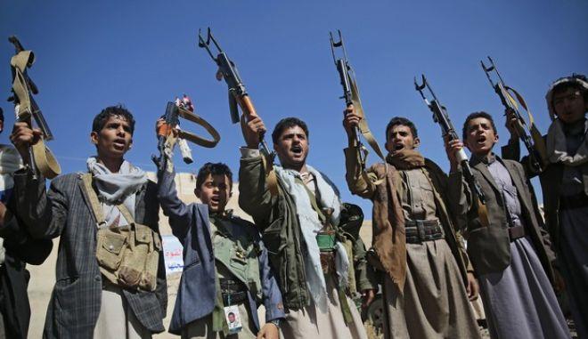 Αντάρτες Χούτι στην Υεμένη