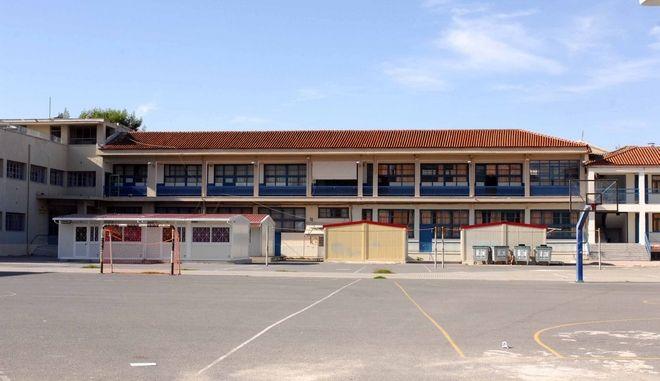 Σχολικό κτίριο στην πόλη του Ναυπλίου