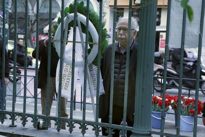 Προπηλακίστηκαν στελέχη του ΣΥΡΙΖΑ στο Πολυτεχνείο