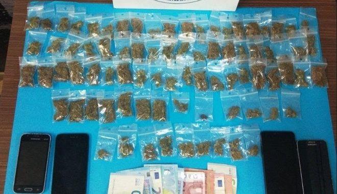 Αστυνομική επιχείρηση στα Εξάρχεια για διακίνηση ναρκωτικών