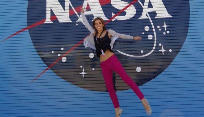 Ελένη Αντωνιάδου: Τι απαντά η ίδια για το αν έχει σχέση με την NASA