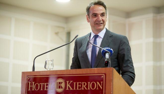 Τα προβλήματα του ΣΥΡΙΖΑ δεν θα γίνουν προβλήματα της χώρας δήλωσε ο πρόεδρος της ΝΔ