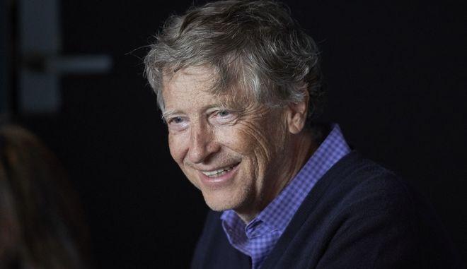 Ο Bill Gates