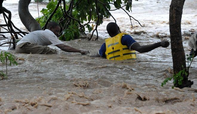Τανζανία πλημμύρες