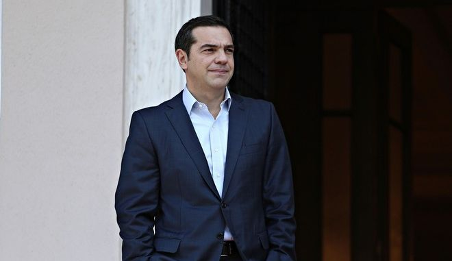 Meeting between the Prime Minister of Greece Alexis Tsipras and President of Poland Andrzej Duda, in Athens, Greece on Nov. 20 2017 /              ,  ,  20 , 2017