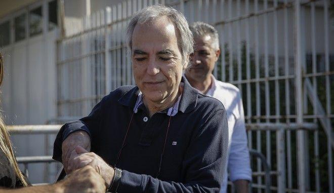 Ο Δημήτρης Κουφοντίνας βγαίνει από τις φυλακές Κορυδαλλού με άδεια τον Ιούνιο του 2018