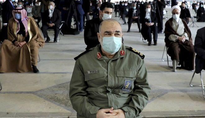 Στρατηγός του Ιράν