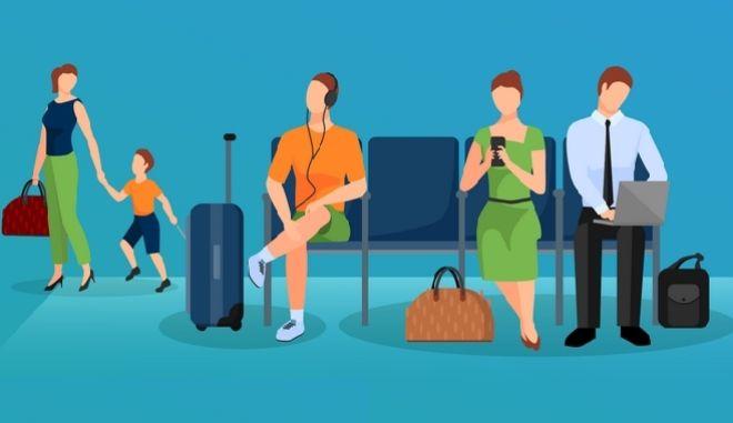 Διεκδικήστε αποζημίωση καθυστέρησης πτήσης έως και 3 χρόνια πριν